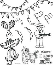 Food Coloring In Spanish Coloring Page Coloring Pages Food Coloring