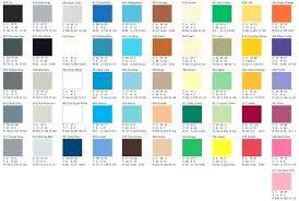 Pantone Color Chart Blue Pantone Red Colour Chart