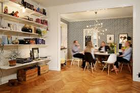 Contemporary Interior Design Brought In A 40s Swedish 40s Inspiration 1930S Interior Design