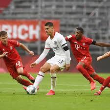 Eintracht Frankfurt verliert trotz starker Leistung beim FC Bayern München