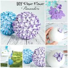 Diy Flower Balls Tissue Paper Make Tissue Paper Flower Balls Magdalene Project Org
