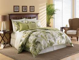 Amazon.com - Tommy Bahama Island Botanical Comforter Set, Queen ... & Amazon.com - Tommy Bahama Island Botanical Comforter Set, Queen - Bedding  Sets Queen Adamdwight.com