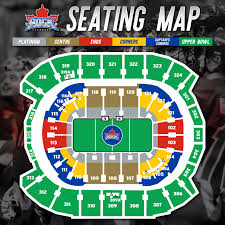 Maple Leafs Seating Chart Scotiabank Arena Seating Toronto Maple Leafs Seating Guide