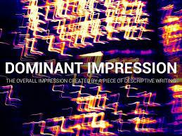 dominant impressions by elizabeth wylder