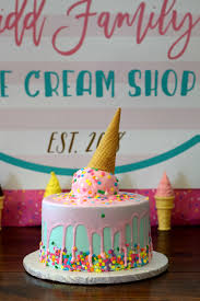Ice Cream Themed Birthday Party For Kids Archives This Little Home