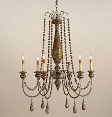 enchanting currey and company chandeliers arteriors lighting gold iron chandelier with 6 light white