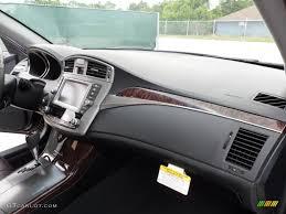 2012 Toyota Avalon Limited Black/Bordeaux Dashboard Photo ...