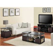 Carson Piece Living Room Set Multiple Finishes Walmart Com