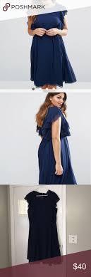 Die besten 25+ Navy bridesmaid dresses uk Ideen auf Pinterest ...