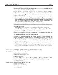 Sample Fitness Resume