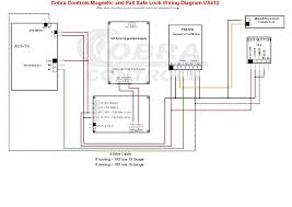 door access control system wiring diagram with cobramagvs412 3 jpg ad 2000 m at Rfid Access Control Wiring Diagram