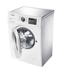 Standard Washing Machine Width Samsung 6 Kg Wf600b0bhwq Tl Fully Automatic Front Load Washing