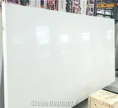 white quartz countertops contemporary sparkling glass white