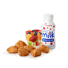 Nuggets Kids Meals Nutrition And Description Chick Fil A