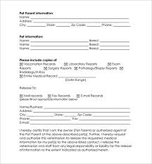 Request For Medical Records Form Template 12 Medical Records Request Forms Free Samples Examples