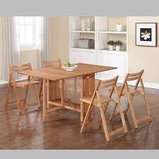 Linon Home Décor 5 Piece Space Saver Table And Chairs Set—Buy Now