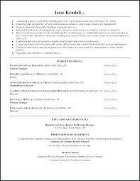 Massage Therapist Resume Enchanting Resume Examples For Massage Therapist Masseuse Cover Letter Massage