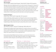 100 Social Media Resume Template Facebook Timeline Resume