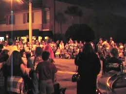 Excerpt from 2000 Vero Beach Christmas Parade, Vero Beach High ...