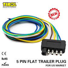 pin trailer wiring harness wiring diagrams favorites tirol 5 way flat trailer wire harness extension connector plug 7 pin trailer wiring harness pin trailer wiring harness