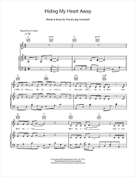 adele sheet music hiding my heart sheet music by adele piano vocal guitar right