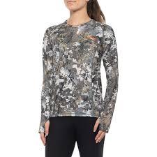Sitka Core Lightweight Crew Shirt For Women Save 49