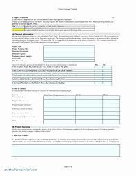 It Proposal Template Word Google Docs Business Proposal Template Lovely Template Contractor 13