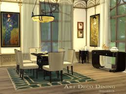 shinokcrs art deco dining art deco dining room