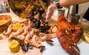 The Seafood King – The Seafood King