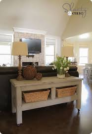 sofa table decor pottery barn. Awesome Sofa Table Design Pottery Barn Stunning Contemporary Intended For Modern Decor