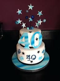 Download Mens 40th Birthday Cake Abc Birthday Cakes