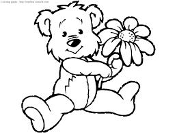 Small Picture Preschool Spring Flowers Coloring Pages Spring Flowers Coloring