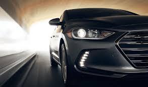 2018 Hyundai Elantra Daytime Running Lights 2017 Hyundai Elantra Trim Comparison Near Baltimore Md