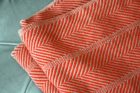 Orange Blankets And Throws