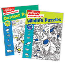 Besides being free, hidden object games on facebook feature social elements that make gameplay fun and exciting. Hidden Pictures Favorites 2 Book Set Wildlife And Outdoor Puzzles Highlights For Children