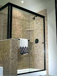 converting bathtub to stand up shower awesome turn tub faucet into