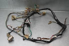 honda cb100 cl100 cb125 s cb125s cl125 s cl125s wire wiring 1971 honda cl100 cl 100 main wiring harness wire loom