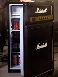 mini fridge office. marshall amp fridge finally got it going to look great in my mini office w