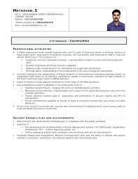 Plant Foreman Resume Freeletter Findby Co