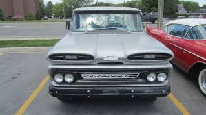 Automotive History: 1960-66 Chevrolet Pick-up Trucks – The First ...