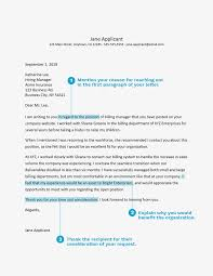 Informational Interview Request Email Examples Of Career Networking Letters And Emails