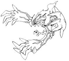 Pokemon X And Y Coloring Pages At Getdrawingscom Free For