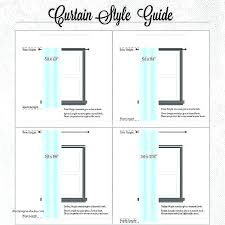 curtain measurements average height of a door sliding glass door french patio doors standard sizes icamblog