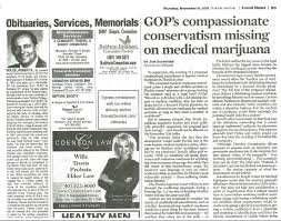 10 Newspaper Obituary Examples Proposal Sample