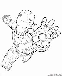 63 Awesome Lego Avengers Infinity War Coloring Pages Brainstormchicom
