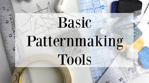 Pattern Maker Unique Basic Patterning Tools Every Pattern Maker Should Have YouTube