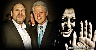Image result for weinstein with bill clinton