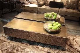 if you re in love with a rectangular coffee table but need a larger square