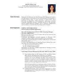 resume writing for it professionals resume resume writing for it professionals ultimate examples with