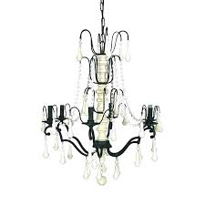 chandelier creative chandelier with birds full image for creative co op wood bead chandelier creative co